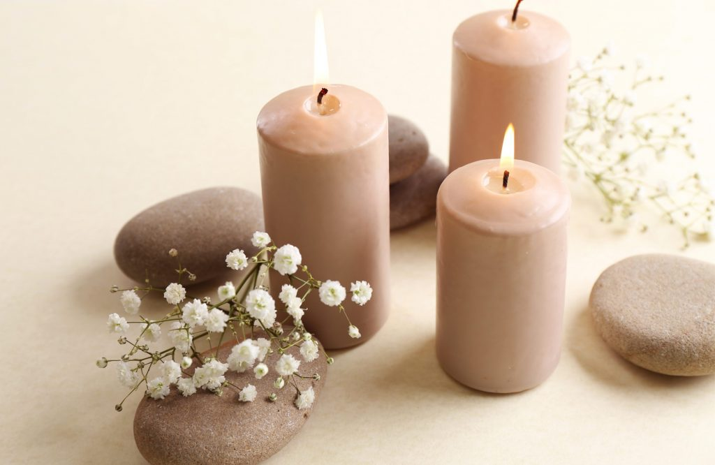 high quality soy wax candles made in bali