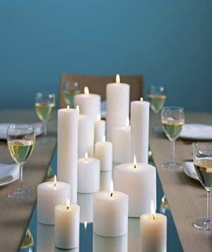 candles-table-setting